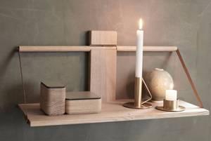 Bilde av Shelf Wood Wall Hylle Oak Small