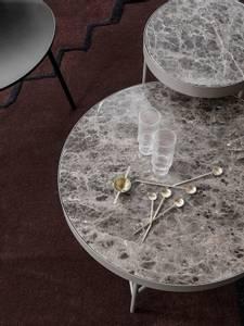 Bilde av Marble Table - Brown - Medium